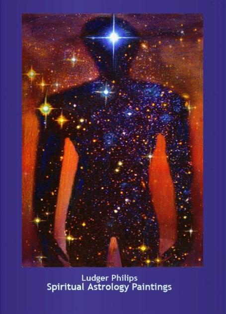 Ten Years of Spiritual Astrology Paintings