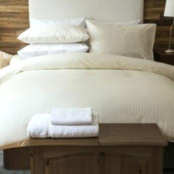 cotton bed linen sheet fabric manufacturers in india thread count duvet cover set