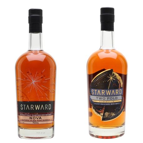 A Review of Starward Nova and Two-Fold Australian Whisky