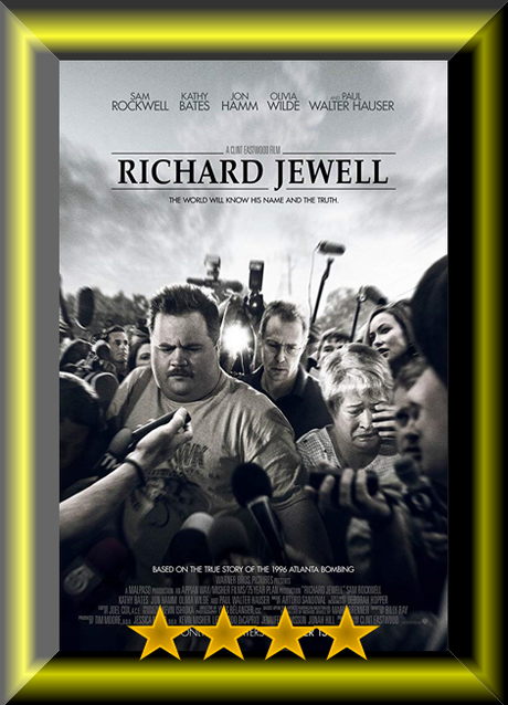 ABC Film Challenge – Oscar Nomination – O – Richard Jewell (2019) Movie Review