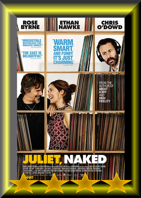 Rose Byrne Weekend – Juliet, Naked (2018) Movie Review
