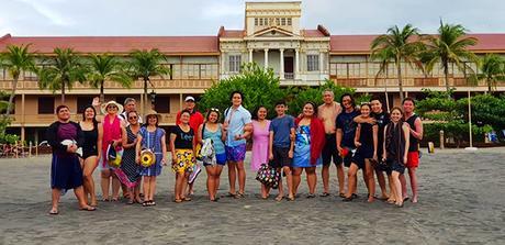 Oyco clan at Las Casas
