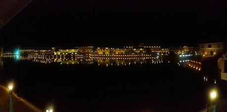 night beauty of Las Casas