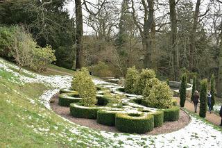 Snowdrops at Belvoir Castle