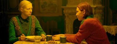 """247. Russian director Kantemir Balagov's second feature film """"Dylda"""" (Beanpole) (2019):  A Russian Nobel Prize winning work of literature inspires a complex film on the varied tribulations of an unmarried woman"""