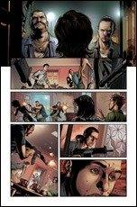 Red Border #1 Preview