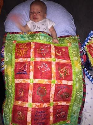 A Quilt for Chase
