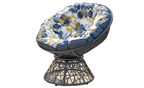 patio papasan chair furniture outdoor for your well worth living