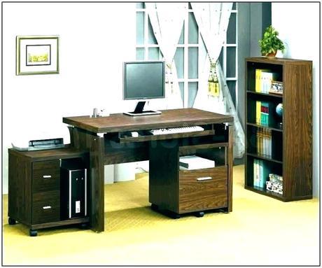 desk for printer office scanner sale with shelf