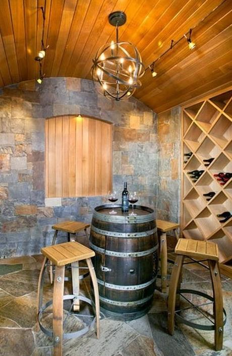 8 Ways to Decor with Barrels