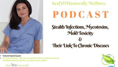 Episode 17: Stealth Infections, Mycotoxins, Mold Toxicity & Their Link To Chronic Diseases
