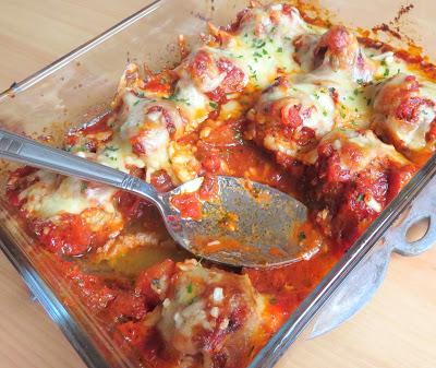Turkey Parmesan Meatballs