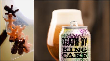 Beer Review – Oskar Blues Death by King Cake
