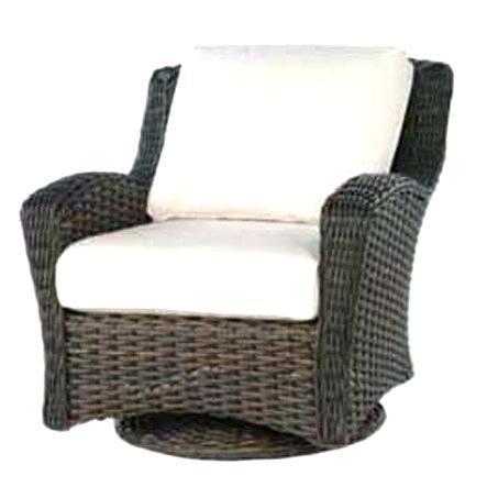 wicker outdoor rocker patio furniture swivel chair woven rocking chairs