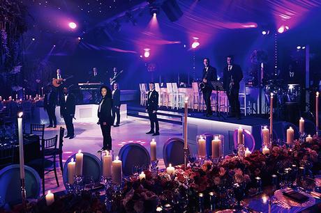 Unique and unforgettable entertainment idea for luxury weddings