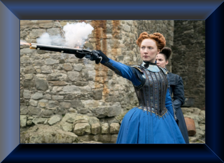 ABC Film Challenge – Oscar Nomination – S – Mary Queen of Scots (2018) Movie Review