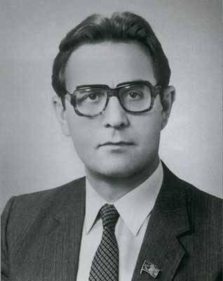 Yuri Ovchinnikov, 1934-1988