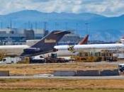 Boeing 727-200 Boneyard