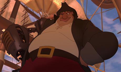 The Disney Marathon: 'Treasure Planet'
