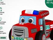 Hess Announces First Ever Plush Truck