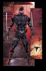 Snake Eyes: Deadgame #1 by Rob Liefeld – First Look