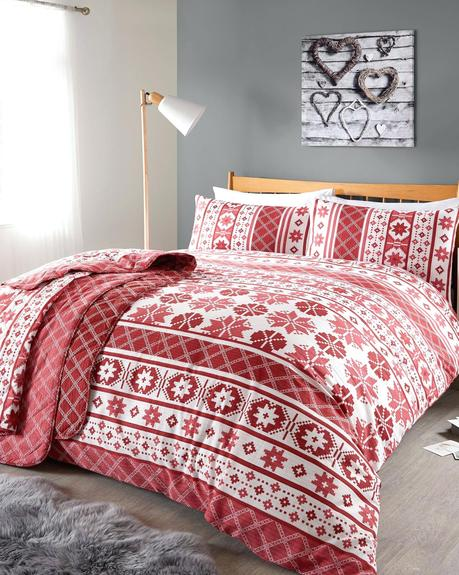 fair isle bedding friends flannel bedspreads cotton throws traders
