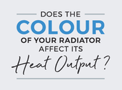 Does Colour Your Radiator Affect Heat Output?