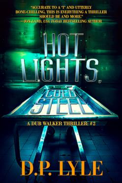 HOT LIGHTS, COLD STEEL Re-released and Now Available