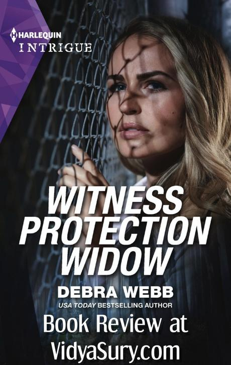 Witness Protection Widow by Debra Webb #bookreview