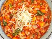 Tuscan Bean Stew with Whole Wheat Pasta