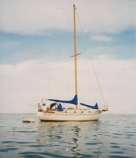 Drifting Away: A Sailing Story