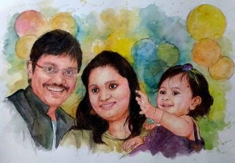 Occasions for Gifting a Family Portrait
