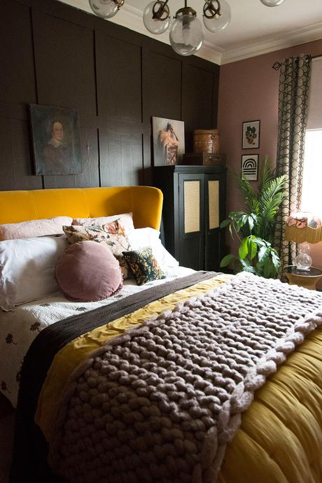 A characterful and vintage inspired home