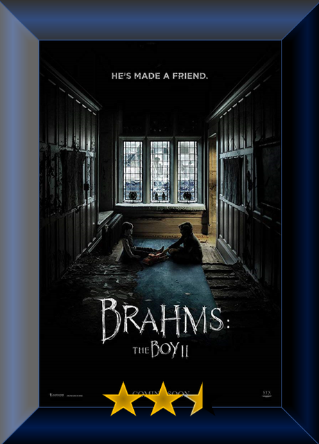 Brahms: The Boy II (2020) Movie Review