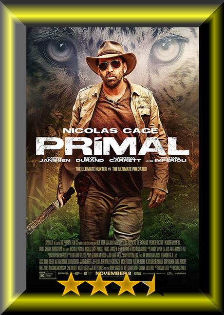 Primal (2019) Movie Review