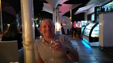 Cheers from Gran Canaria