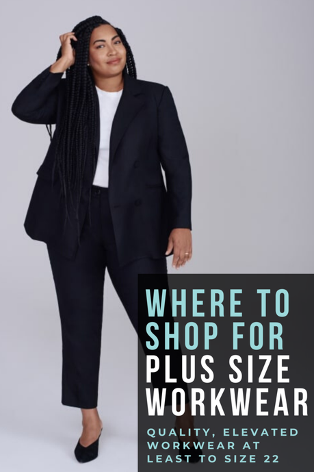 Where To Shop for Plus Size Workwear