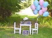 Party Pregnancy Announcement