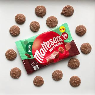 Mint Maltesers Buttons Review