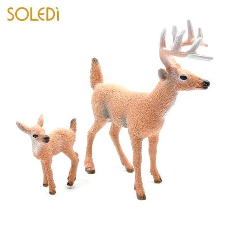 deer xmas decorations decorating ideas for halloween us off new white tailed reindeer simulated simulation elk drop shipping in pendant ornaments