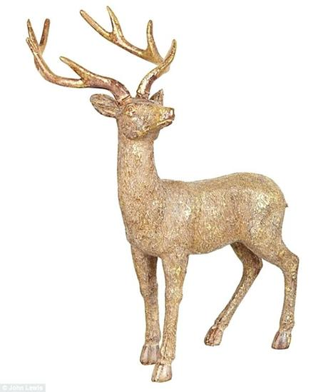 deer xmas decorations decorating pumpkins with mod podge which of these are from or