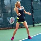 Coco Gauff Uses 'Girl Power' To Power Her Way Into WTA Top 50