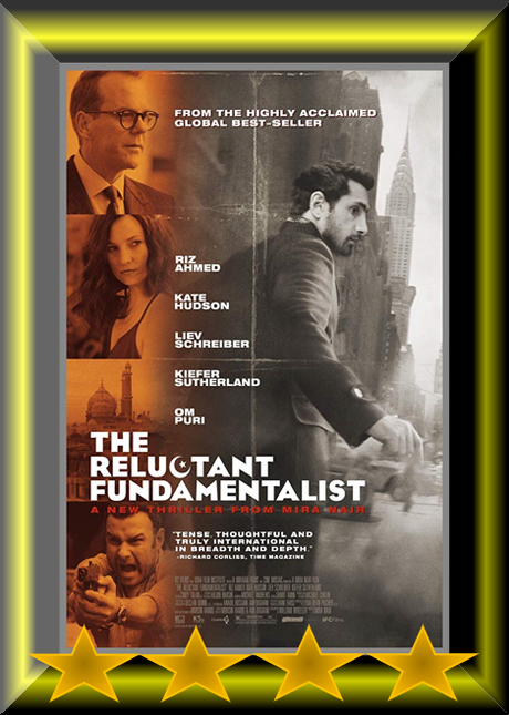 The Reluctant Fundamentalist (2012) Movie Review