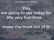 Good Morning Quotes Importance They Hold