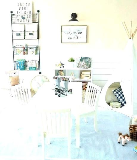 modern kids decor decorating with plants apartment playroom ideas room indoor simple