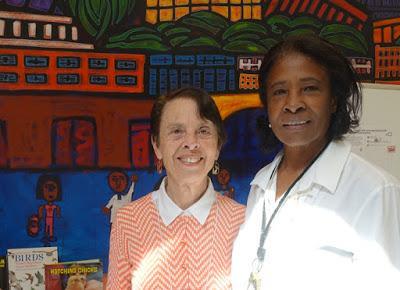 REBUILDING NATURAL HABITAT: A Visit to Esperanza School, Los Angeles