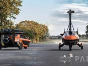 Finally Taking Cars Sky? Flying Car, PAL-V Liberty, Started Road Admission Seen GIMS 2020 [Video Included]