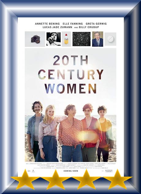 ABC Film Challenge – Oscar Nomination – # – 20th Century Women (2016) Movie Review