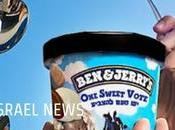 """Jerry's Israel Launches Election Flavor; """"One Sweet Vote"""""""