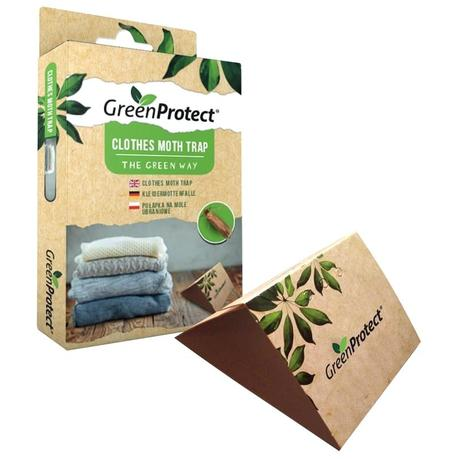 green way packaging pdf protect 2 x clothes trap pheromone friendly insect catcher killer pads